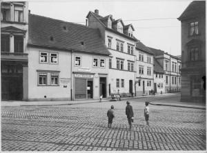 S 9.2.BILK BK 4340_Große Steinstraße_Ecke Schimmelstraße_alte Bebauung_um 1901