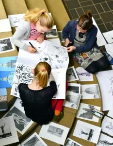 Workshoptag 1. Foto: Ral Lehmann
