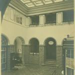 Kassenhalle, 1916. Foto: Stadtarchiv Halle