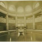 Frauenhalle 1916. Foto: Stadtarchiv Halle