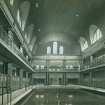Männerhalle 1916. Foto: Stadtarchiv Halle