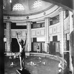 Frauenhalle 1930. Foto: Stadtarchiv Halle