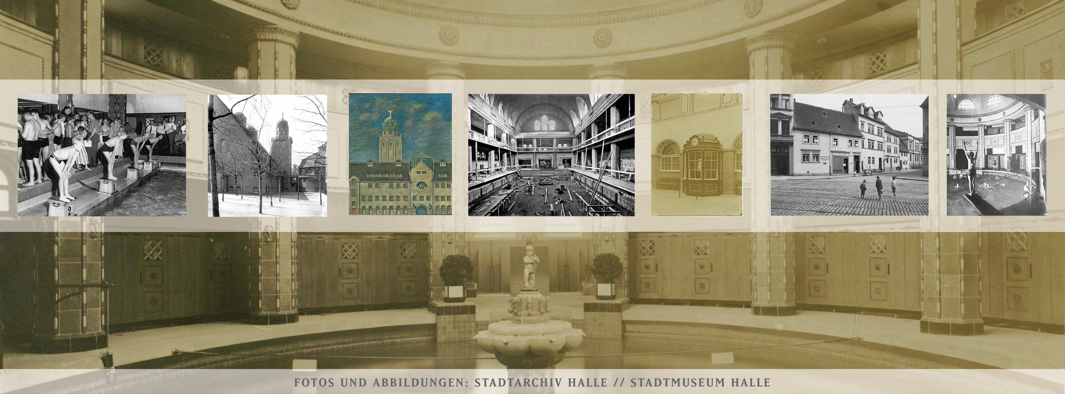 Fotos: Stadtarchiv Halle // Stadtmuseum Halle